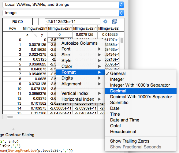 Get to Know a Feature: The Debugger   Igor Pro by WaveMetrics