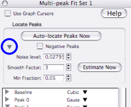 Multi-peak Fitting